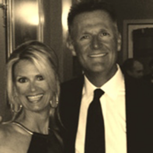 Monica and Andy Veal