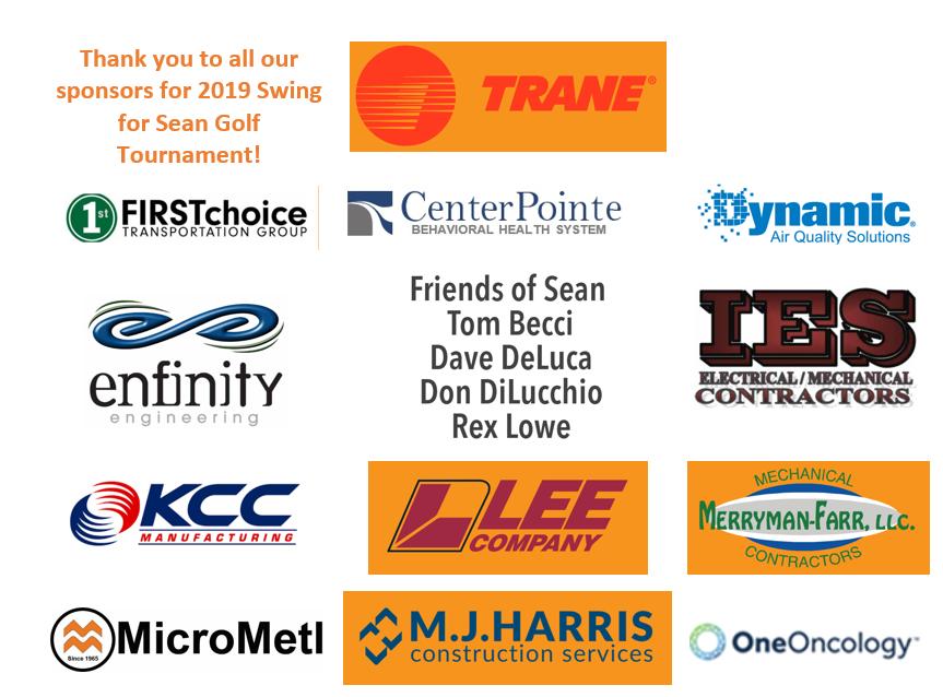 Sponsors - Sean Karl Foundation