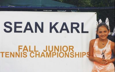 Sean Karl Fall Junior Tennis Championships