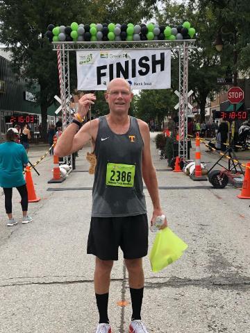 Iowa marathon