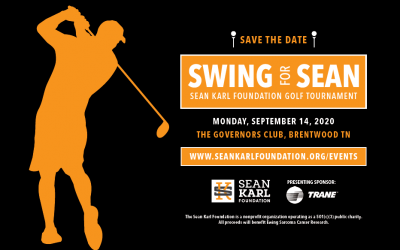 2020 Swing for Sean Golf Tournament