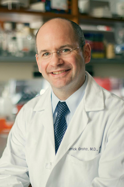 Dr. Patrick Grohar, Medical Advisor