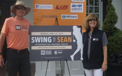 2019 Swing for Sean Golf Tournament